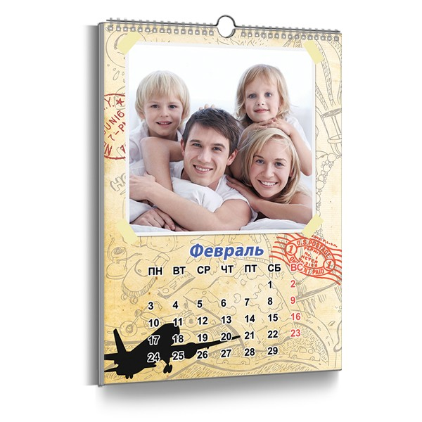 календари на заказ с фотографиями владимир